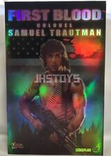 NEW Hot Toys 1/6 Rambo First Blood Colonel Samuel Trautman MMS7 MMS07 Japan