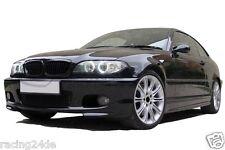 schwarze Nieren 3er BMW E46 Cabrio FL schwarz glänzend nicht matt salberk 4604