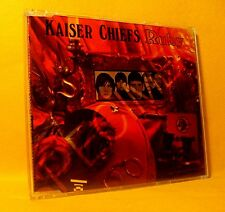 MAXI PROMO Single CD Kaiser Chiefs Ruby 1TR 2007 Manufacturers Sample Indie Rock
