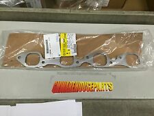 1985-1997 GM CLASS A MOTORHOME 7.4 454 EXHAUST MANIFOLD GASKET NEW GM # 12551449
