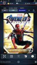 Topps Marvel Collect DIGITAL ENDGAME WHATEVER IT TAKES SERIES 2 SPIDER-MAN