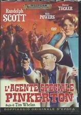 L'agente speciale Pinkerton (1955) DVD
