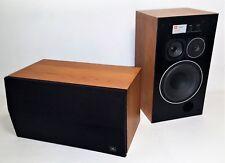 JBL L36 Vintage Studio Monitor Floor Speakers - Recapped - Fresh Foam Brilliant!