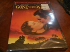 Gone With the Wind (DVD, 2000) 1939 Clarke Gable, Vivien Leigh NEW SEALED