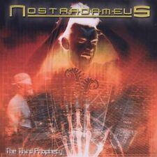 NOSTRADAMEUS--THE THIRD PROPHECY   CD   NEU+OVP!