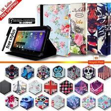 Folio Stand Leather Cover Case For Sony Xperia Z3 mini / Z4 Tablets + STYLUS