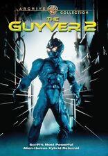 THE GUYVER 2  (1994 David Hayter) - Region Free DVD -  Sealed