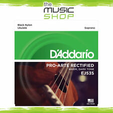 Set of D'Addario Pro-Arté Rectified Ukulele Strings - Soprano - EJ53S