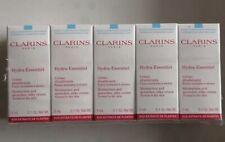 10 x Clarins Hydra Essentiel Moisturising and Quenching Silky Cream 5ml each