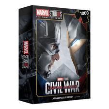 1000Piece Jigsaw Puzzle MARVEL Avengers 10th Captain America Civilwar PL1024M