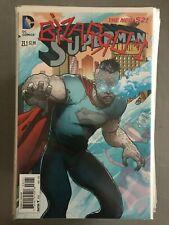 Superman 23.1 DC VILLAINS VARIANT bizarro 1 NM NON-Lenticular