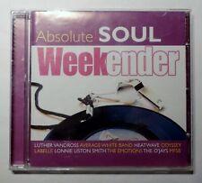 CD ALBUM - ABSOLUTE SOUL WEEKENDER (D56)