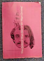 The Magic Christian 1969 Promo Program Pressbook RARE Peter Sellers Ringo Starr