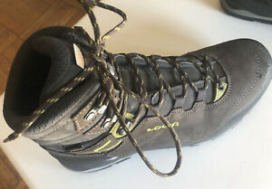 LOWA Lady Light LL Boots Leather Hiking Boots Shoes Womens US Size 8.5 / 41