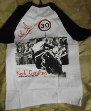 T shirt limited edition - sample motorcycle on track Mike Edwards road racing bb