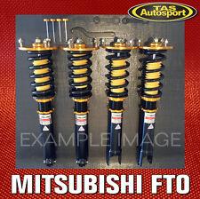 YELLOW-SPEED RACING COILOVERS Mitsubishi FTO 1994-1999 yellowspeed