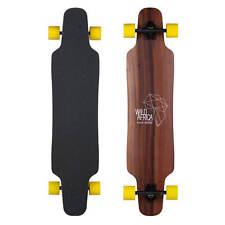 Calibro Longboard BUFALO complete board flex disco rigido 41 x 9.5 pollice