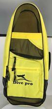 ABC Beach Bag Dive Pro Strandtasche für ABC Ausrüstung gelb