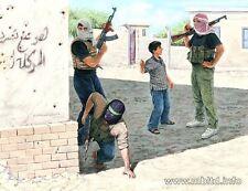 Master Box — Iraq events. Insurgence — Plastic model kit 1:35 Scale #3576