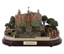 Disney Haunted Mansion Miniature with 3 scenes Figurine by Olszewski new