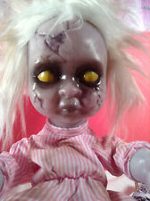 Demonic Halloween Crying Baby Prop **Screams & Kicks ** New By Haunted Hollow