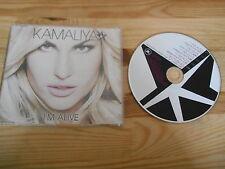 CD Pop Kamaliya - I'm Alive (5 Song) Promo EMBASSY