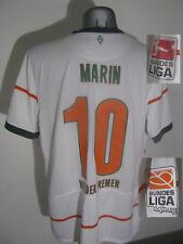 Werder Bremen 2009/2010 #9 MARIN Auswärts Trikot NIKE Away shirt Jersey EXCELLEN