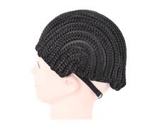 Regolabile Intrecciato rasta cap per WAVE Crochet Treccia Parrucca, con clip elastico