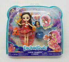 Enchantimals Clarita Clownfish & Cackle Doll Playset