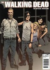 THE WALKING DEAD OFFICIAL MAGAZINE #15 EXCLUSIVE COVERNEW