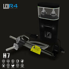 360W 36000LM H7 CREE LED Fog Light Kit Driving Bulbs Xenon White 6000K Fanless