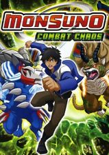 Monsuno: Combat Chaos [New DVD] Widescreen