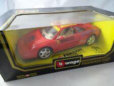 1:18 Bburago Pirelli Sondermodell Ferrari   P Zero in falscher OVP