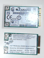 Carte Wifi ANATEL Mini-PCI Express WM3945ABG Intel Pro WIRELESS 3945ABG