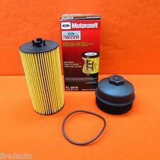 03-10 6.0L 6.4L  POWERSTROKE  Motorcraft OEM Oil Filter & OEM Cap  FL 2016 EC781