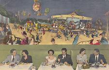 * NEW YORK CITY - Esprit Carnaval at Cafe Nino 1953