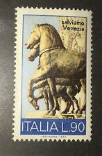 Italy 1973 #1094 Bronze Horses From St.Marks Renaissance Art MNH