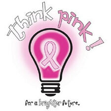 Breast Cancer Awareness Think Pink T-Shirt All Sizes & Colors (327)