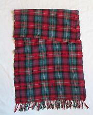 Echarpe Polo Ralph Lauren en laine et  cachemire TBEG  vintage scarf