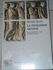 RONALD SYME-LA RIVOLUZIONE ROMANA-EINAUDI