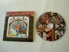 SCARLET ANGER Freak Show promo CD album
