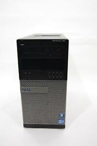 Dell Optiplex 790 MT Desktop Intel Core i3-2100 3.1Ghz 4GB RAM 1TB HD Windows 10