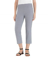 "Hilary Radley Women's Slim Leg Pull On Pant - 23"" Inseam"