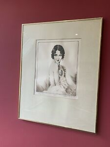 Mary Brian By Frank Martin - Limited Edition Print.