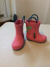 Wellington Boots Rubber Slip - on Shoes for Girls NEXT