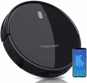 Tesvor Robot Vacuum Cleaner M1- 4000Pa Max Suction Automatic Robotic Alexa Home