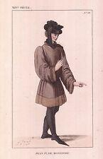 Jean de Montfort Jean de Bretagne Comte de Richmond Comte de Montfort-l'Amaury