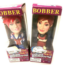 The Osborne Family Bobber Bobblehead Set Of 2 Sharon and Kelly new in boxes