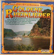 Goldene Rheinlieder - H. Dentler, die Rebläuse u.a. - CD
