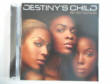 DESTINY'S CHILD : DESTINY FULFILLED    CD ALBUM PORT 0€